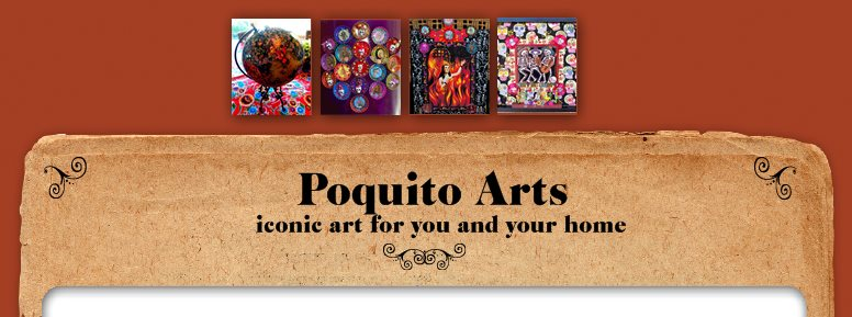Poquito Arts - iconic art for you and your home